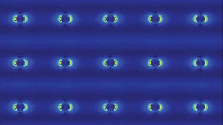Nanolasery tenšie ako vlas by mohli fungovať vo vnútri živých tkanív