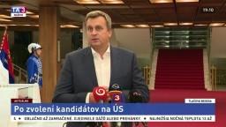 TB A. Danka po zvolení kandidátov na Ústavný súd