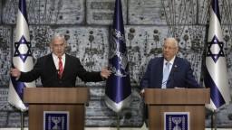 Prezident poveril Netanjahua, aby zostavil vládu. Má na to mesiac