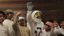 Na ISS dorazili posily, je medzi nimi aj kozmonaut z Emirátov