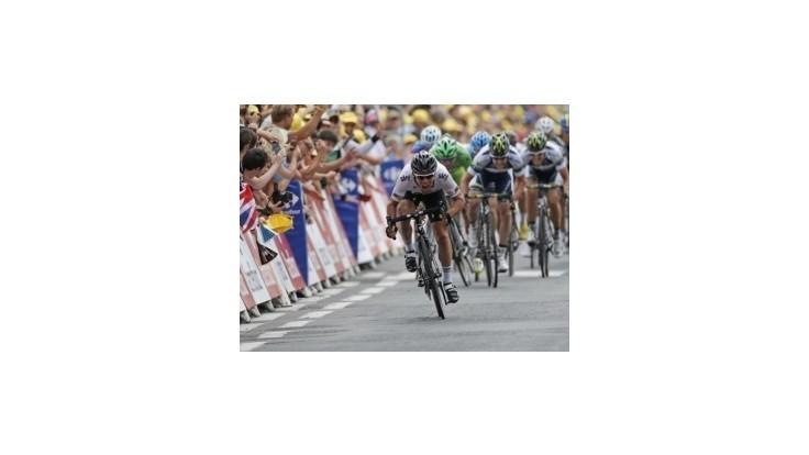 Brit Cavendish víťazom 18. etapy, Sagan došpurtoval tretí