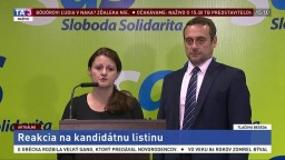 TB N. Blahovej a J. Rajtára po kritike predsedu SaS R. Sulíka