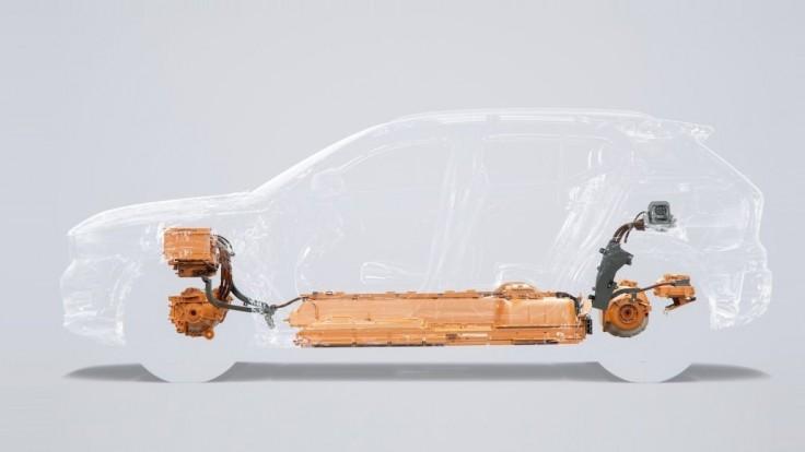 SUV XC40 – prvý elektromobil Volvo a jedno z najbezpečnejších vozidiel