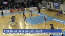 Extraliga basketbalistiek odštartuje s doposiaľ najnižším počtom tímov