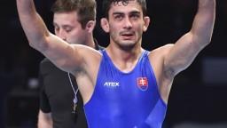 Salkazanov získal pre Slovensko bronz, súpera trápil až do konca