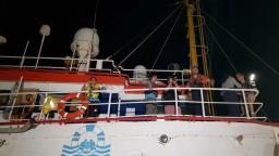Mučiteľov migrantov mohla priviezť loď organizácie Sea-Watch