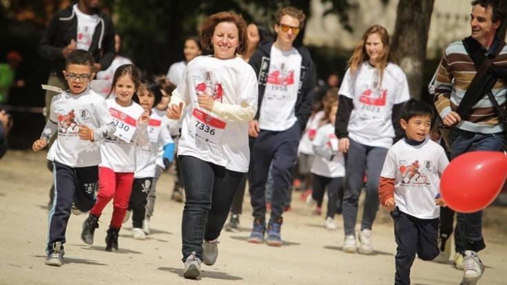 Jedinečné Terapeutické ihrisko na Kramároch podporia bežci na No Finish Line Bratislava