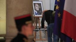 Chiracov pohreb bude v pondelok, pochovajú ho vedľa dcéry