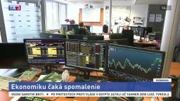 Ekonomiku čaká spomalenie, pocítiť to môže aj Slovensko