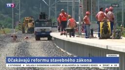 Očakávaná reforma stavebného zákona je stále v nedohľadne