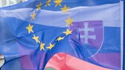 Slováci si uvedomujú výhodu členstva v EÚ, ukazuje prieskum