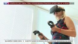 Detských pacientov budú liečiť hrou vo virtuálnej realite