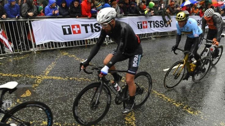 Sagan štvrté zlato nezískal, na šampionáte obsadil piate miesto
