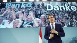 V Rakúsku víťazí Kurzova strana, zablahoželal mu aj Pellegrini