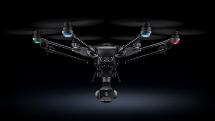 Dron Yuneec Typhoon H3 sa na svet pozerá cez špeciálnu kameru Leica