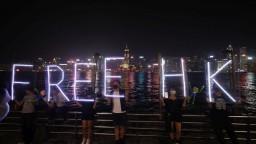 V Hongkongu zvolali protest, demokraciu žiada i žabiak Pepe