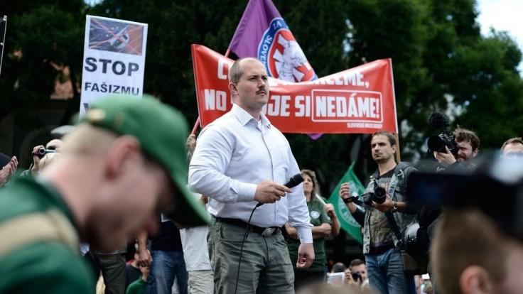 Zhromaždeniu kotlebovcov budú v Trenčíne čeliť antifašisti