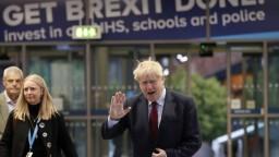 Ide sa do finále. Johnson odovzdá EÚ svoj návrh dohody o brexite