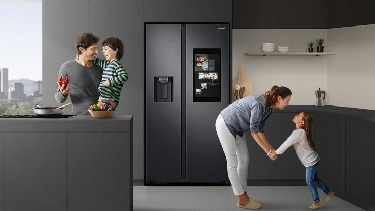 Digitalizácia domácností pokračuje s inteligentnou chladničkou Family Hub