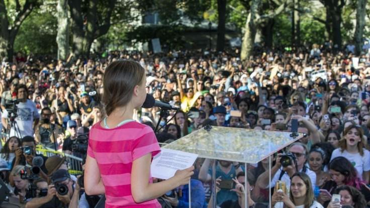 Zmanipulovaná tínedžerka? Putin prehovoril o aktivistke Grete