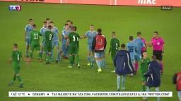 Mladí Slovanisti v prvom ligovom zápase zdolali Bulharov