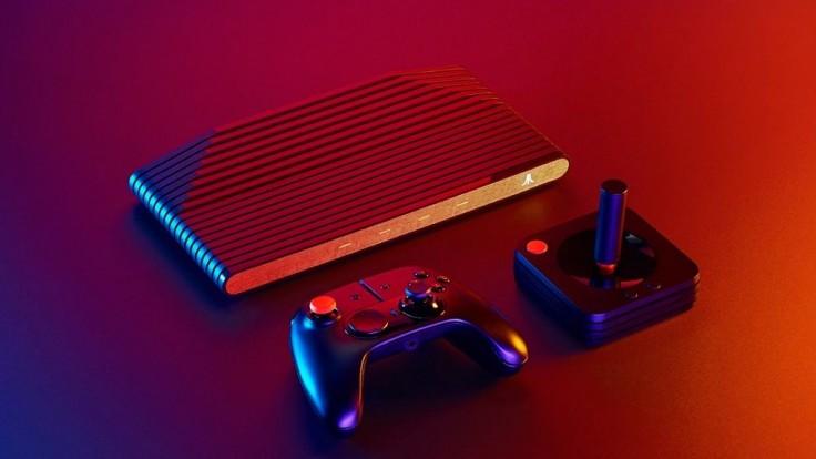 Nová herná konzola Atari tiež umožní streamovanie tisícov retro hier
