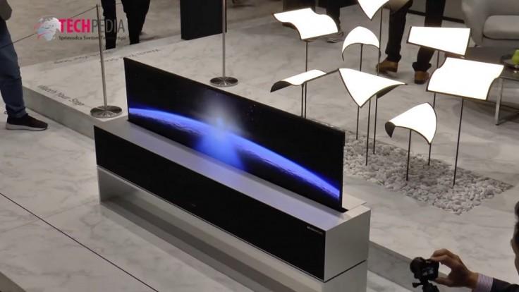 LG predviedlo prvý 8K OLED televízor a ďalšie inovatívne technológie