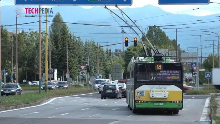 V Žiline sa rozhodli riešiť dopravu cez systém preferencie MHD