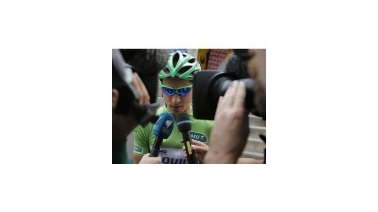 Sagan: Zahodiť šancu na triumf v Paríži by bolo hlúpe