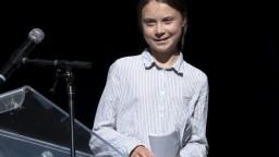 Greta reagovala na Putinovu kritiku, vystrelila si z neho na Twitteri