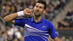 Novak Djokovič je opäť vo forme, dokázal to na turnaji ATP v Tokiu