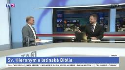 HOSŤ V ŠTÚDIU: Dekan M. Lichner o Sv. Hieronymovi a latinskej Biblii