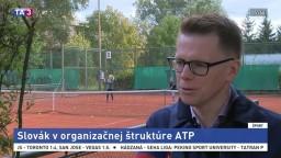 G. Číž o organizačnej štruktúre ATP