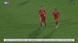 Žilina si poradila so Sereďou, Nitra opäť nezvládla domáci zápas