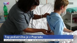 Kto je Top lekárka 2019 v odbore pediatria? Pochádza z Popradu