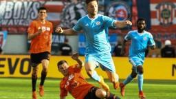 Slovan v Ružomberku spasil Šporar, body sa delili aj v Žiline