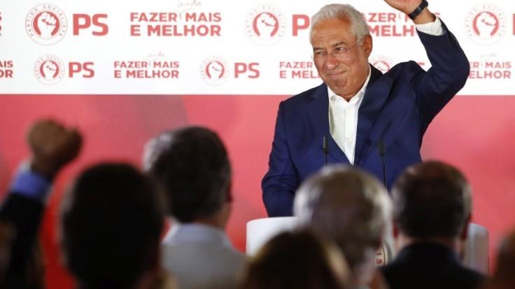 Favorit v Portugalsku zvíťazil, nezískal však väčšinu v parlamente