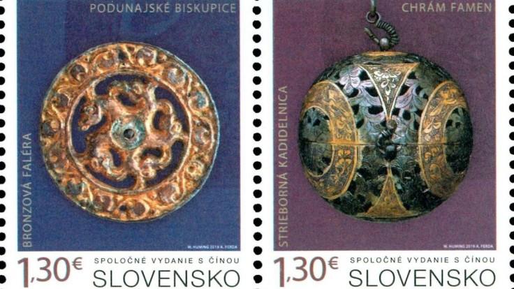 Slovenská pošta si pripomína 70. výročie vzťahov medzi Čínou a Slovenskom
