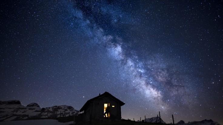 Naša galaxia explodovala, výbuch mal dosah 200 tisíc svetelných rokov