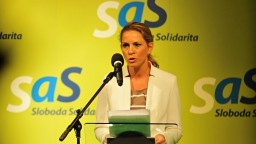 V SaS končí ďalší kľúčový človek, podpredsedníčka Kiššová
