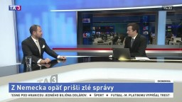 HOSŤ V ŠTÚDIU: Analytik S. Pánis o problémoch Nemecka