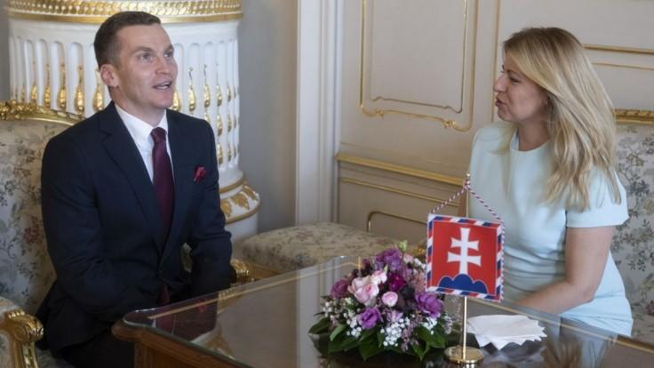 ÚVO bude spolupracovať s prezidentkou, pôjde o životné prostredie