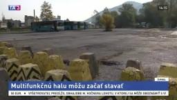 Banská Bystrica dostane multifunkčnú halu, prispela vláda i mesto