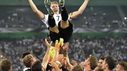 Schweinsteiger ukončil kariéru, posledný zápas podčiarkol výhrou