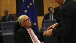 Šéf eurokomisie vystúpi pred EP, zhodnotí stav rokovaní o brexite