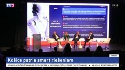 Košice hostia odbornú konferenciu SlovakiaTech Fórum–Expo 2019