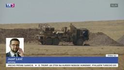 Politológ J. Lenč o tureckej ofenzíve na severe Sýrie