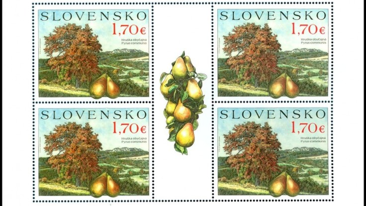 Slovenská pošta vydá špeciálnu známku k výročiu založenia CHKO Biele Karpaty