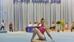 Slovenská gymnastka si vybojovala miestenku na OH v Tokiu