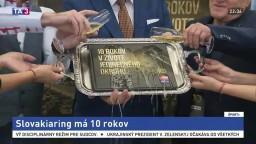 Slovakiaring má už 10 rokov, na oslavách sa krstila aj nová kniha